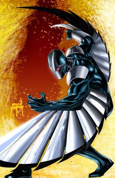 Darkhawk by Jason Metcalf