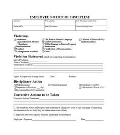 Employee Disciplinary Action form Best Of 40 Employee Disciplinary Action forms Template Lab Job Cover Letter Examples, Cover Letter Sample, Cover Letter Template, Letter Templates, Survey Template, Order Form Template Free, Nursing Cover Letter, Employee Evaluation Form, Free Printable Invitations Templates