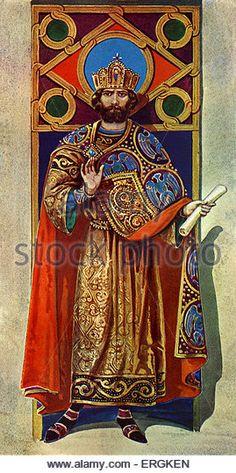 byzantine-emperor-of-the-eighth-and-ninth-centuries-ad-herbert-norris-ergken.jpg (269×540)