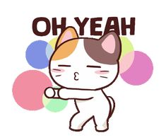 Animated Smiley Faces, Animated Gif, Cute Love Cartoons, Cute Cartoon, Gif Mignon, Pusheen Cute, Smiley Emoji, Cute Love Gif, Cat Comics