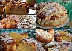 Torta alle mele : le migliori ricette di dolci con le mele