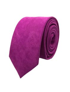 Beaver Fur Royal Purple Skinnytie, at skinnyties.com.au