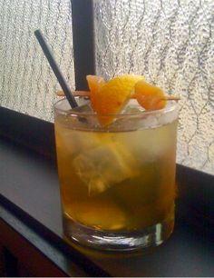 Stumbling Cowboy Cocktail