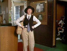"""I vestiti più belli del cinema - Diane Keaton in """"Io e Annie"""""""
