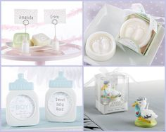Classic Baby Shower Favors from HotRef.com