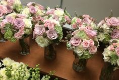 """Bouquets with """"Faith"""" roses"""