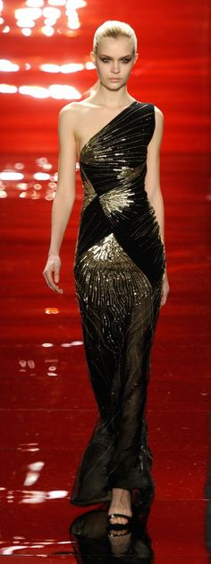 Reem Acra Hopes You Have Somewhere Really Nice to Go This Fall