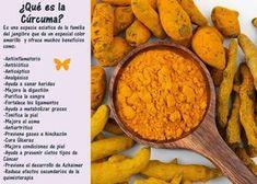 Bendito Aloe: BENEFICIOS DE LA CÚRCUMA