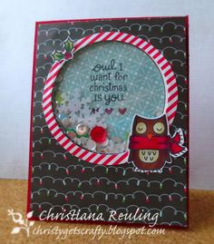 Christy Gets Crafty: Lawnscaping Winter Blog Hop