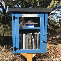 Little Free Library, Los Alamos, NM – The Bookwyrm's Hoard