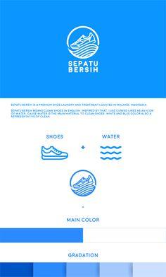 Sepatu Bersih — The Dieline - Branding & Packaging Design