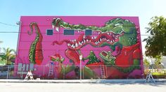 The Yok & Sheryo  in Miami, Florida, USA