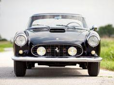 Ferrari 410 Superamerica Coupé (Series II) '1957