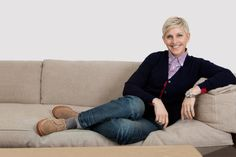 12 Things Ellen DeGeneres Can't Live Without