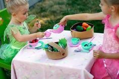 Throw a Fairy Garden Party  #Family