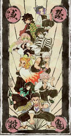 Anime Demon, Manga Anime, Anime Art, Demon Slayer, Slayer Anime, Attack On Titan Art, Homescreen Wallpaper, Cute Anime Character, Ship Art