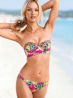 0e6f15e7d Longline Bandeau Very Sexy Fashion Tips, Fashion Trends, Fashion Design,  Victoria Secret Bikini