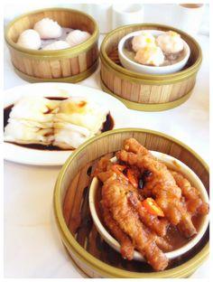 yum cha; chinese. michaels fav chicken feet