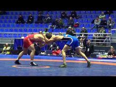 Egadze (GEO) - Kianoush (IRI) FS 86 kg World Wrestling Clubs Cup 2016