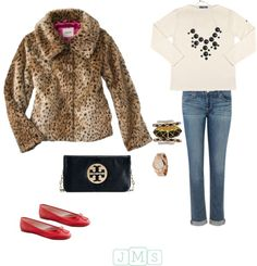 """""""my new find-fur jacket ❤❤❤1/15/13"""" by shoegirlmelfi ❤ liked on Polyvore"""
