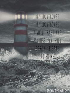 My lighthouse  Rend collective