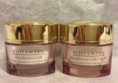 New Look! Estee Lauder Resilience Lift Day and Night Cream Deluxe Gift Set ** READ REVIEW @ http://www.sheamoistureproducts.com/store/new-look-estee-lauder-resilience-lift-day-and-night-cream-deluxe-gift-set/?b=7978