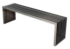 Interlude-interlude-lark-slat-bench-black-nickel-furniture-benches-metal