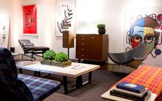 Herman Miller Collection Lounge by Living Edge at Sydney Film Festival gallery - Vogue Living