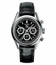 #TAG Heuer Men's CV2113-0 Carrera Automatic Chronograph Watch Normally Listed Over $3,000, What a #Deal here! On Sale $1900 FREE EXPRESS DELIVERY