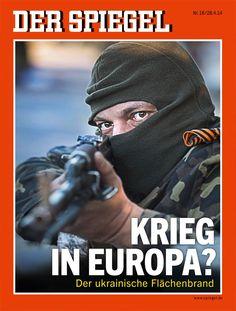 DER SPIEGEL 18/2014: Krieg in Europa?: Amazon.de: Wolfgang Büchner, Klaus Brinkbäumer, Clemens Höges Dr. Martin Doerry: Bücher