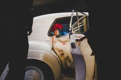 Check out the camera gear and work of this female professional wedding…