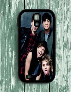 5 Second Of Summer Funny Band Music Samsung Galaxy S4   Samsung S4 Case