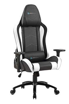 Newskill Takamikura - Silla Gaming Profesional (inclinación y Altura Regulable, reposabrazos Ajustables, reclinable 1... Chaise Gaming, Gaming Chair, Gamers, Wii U, Color Azul, Nintendo Switch, Blue, Furniture, Home Decor