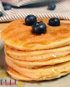 Pancakes healthy pour 2 personnes - Recettes Elle à Table