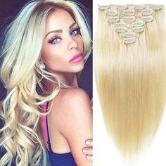 Extensii par natural | Extensii naturale 100% la cele mai mici preturi Mai, Blond, Hair Beauty, Earrings, Jewelry, Fashion, Ear Rings, Moda, Stud Earrings