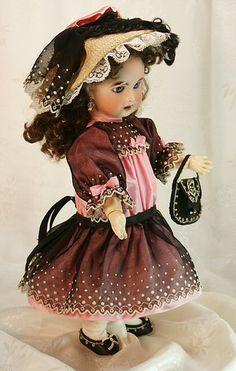 LSDS 1907 Robe habillee ~ Bleuette