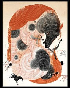 I only saw this today and it's just amazing. Artist by the name of @victongai . I  am off to find out more about this artist. Edit....there's an amazing solaris film poster they've  done... wow!