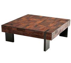 Reclaimed Wood Furniture, Salvaged, Distressed Old Wood | Woodland ...