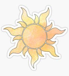 Wallpaper Iphone Boho Sun Ideas For 2019 Stickers Cool, Bubble Stickers, Phone Stickers, Printable Stickers, Planner Stickers, Preppy Stickers, Disney Sticker, Tangled Sun, Frühling Wallpaper
