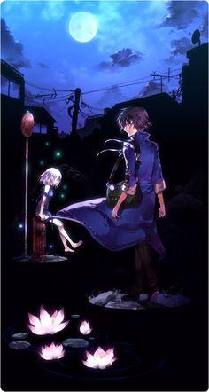 Fragile Dreams: Farewell Ruins of the Moon, Seto & Ren