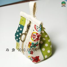 Triangle packet practices change purse handmade cloth diy tutorial ╭ ★ diced network