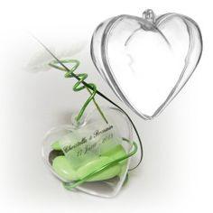 ... mariage inspiration mariage coeur transparent coeur d alene contenants