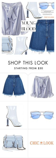 """""""Untitled #1656"""" by noviii ❤ liked on Polyvore featuring Ksenia Schnaider and Rebecca Minkoff"""