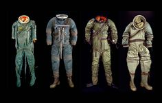 Evolution Of The Spacesuit