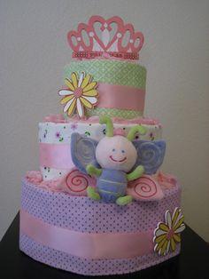 image+of+diaper+cake | Diaper cakes