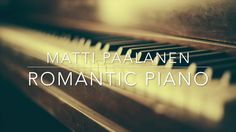 Romantic Piano - one hour of piano music is piano collection composed by Matti Paalanen. Romantic, sentimental and sad piano music for background use. Romantic Music, Celtic Music, Piano Music, Music Videos, Sad, Modern, Beautiful, Collection, Trendy Tree
