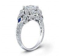 Saturn AD170 Engagement Ring