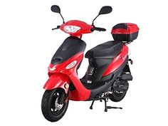 Best Seller TaoTao BLACK Gas Automatic Scooter Moped w/ 10 Inch Steel Rims online - Ptophitsoffer 50cc Moped Scooter, Gas Moped, Gas Scooter, Street Legal Scooters, Gas Powered Scooters, Best Electric Scooter, Electric Moped, Scooters For Sale, Sand Rail
