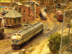 Railroad Line Forums - Hoosac Valley rr interchanges with f&sm rr #modeltrainbuildings