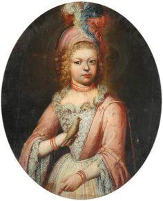 MARIA LUISA GABRIELA of SABOYA